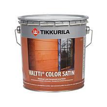 Лесирувальний антисептик Tikkurila Valtti Color Satin 2.7л