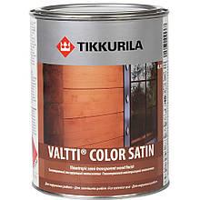 Лесирувальний антисептик Tikkurila Valtti Color Satin 0.9л