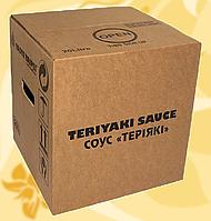Соус Терияки, Тeriyaki, Taste Taipei, 18л, Ч