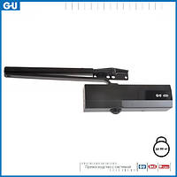 Доводчик GU OTS 210 (коленная тяга) черный