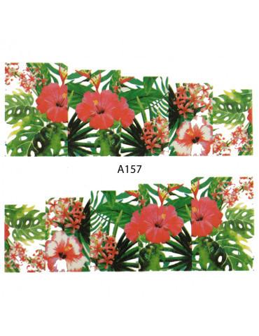 Слайдер-дизайн для ногтей A-157 6.2*5.2 см
