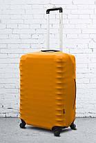 Чохол для валізи Coverbag S0102E;1100 жовтий, малий, неопрен, фото 2