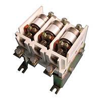 Контакторы вакуумные низковольтные «КВн 3» шахтные