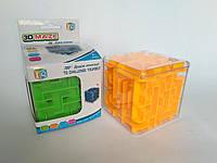 3D головоломка Куб-лабіринт