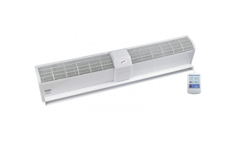 Электрическая тепловыая завеса Neoclima Intellect E18 EP (15 KW)
