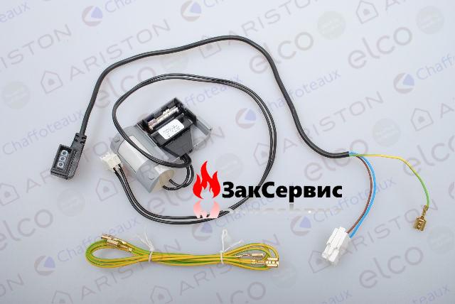 Проводка циркуляционного насоса на газовый котел Ariston BS, BSII, EGIS PLUS 65105081