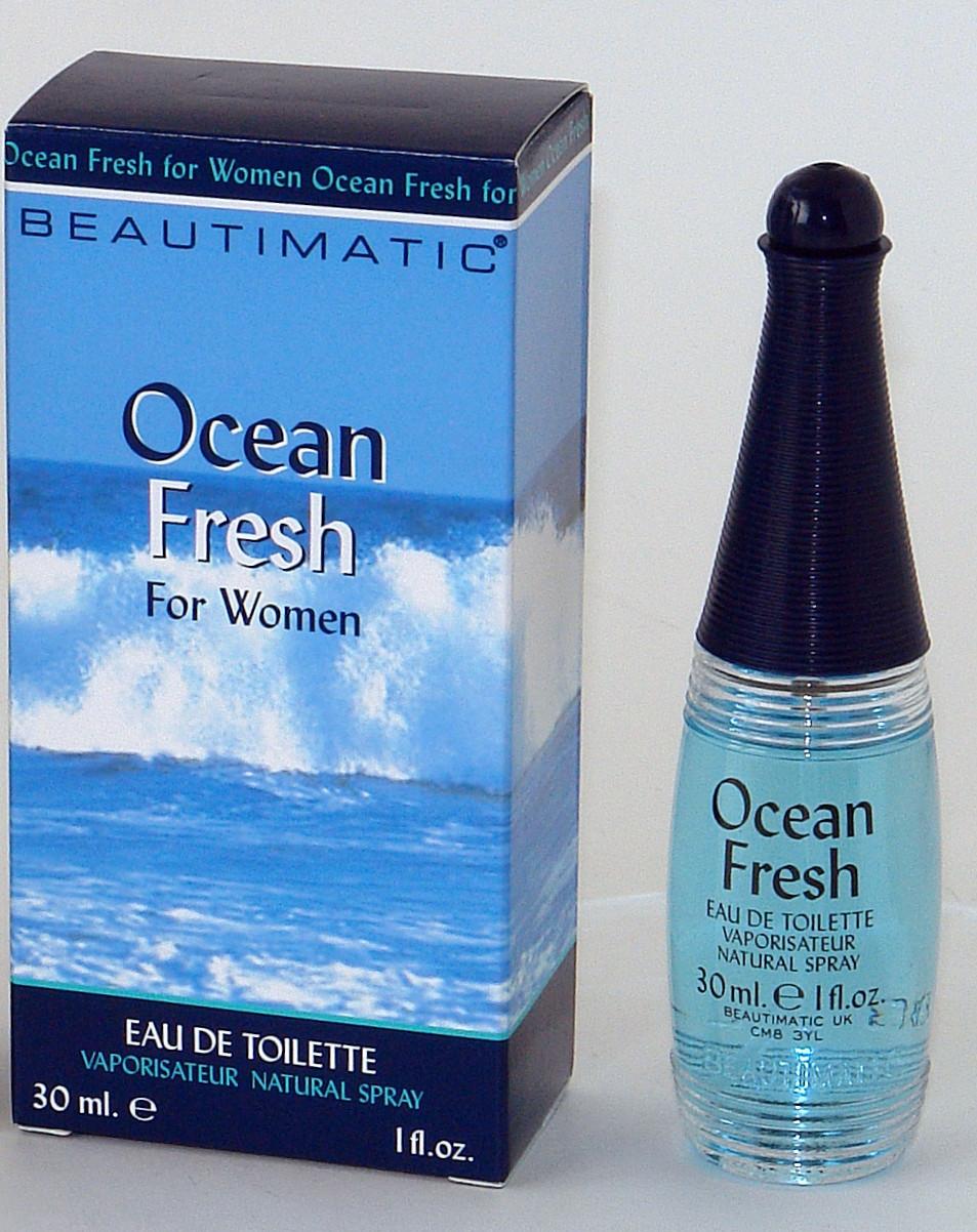 Ocean fresh Beautimatic женская туалетная вода 30 ml