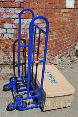 Тележка для передвижения по лестнице Kolvi ТЛУ 3х160-210