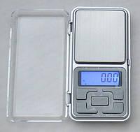 Ювелирные карманные весы 0,01-200 грамм