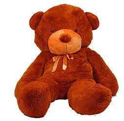Мягкая игрушка медведь Тедди 200 см Коричневый (196-19112833)