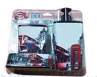 Набор аксессуаров для ванной комнаты Лондон Автобус Elif 392