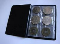 Альбом на 48 монет, большие ячейки