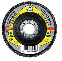 КЛТ Лепестковый тарельчатый круг SMT 615 (125мм)