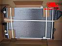 Радиатор OPEL VECTRA A 1.6/1.8/2.0 AT 88- (Van Wezel) Цена с НДС