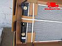 Радиатор OPEL VECTRA A 1.6/1.8/2.0 AT 88- (Van Wezel) Цена с НДС, фото 2