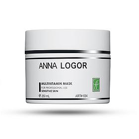 Мультивітамінна гелева маска для чутливої шкіри Анна Логор - Anna Logor Multivitamin Mask Код 694
