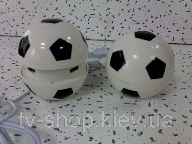 Футбольный мяч  разветвитель HUB (3 порта)