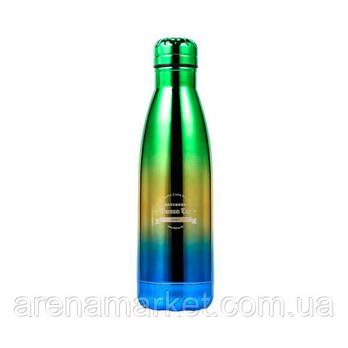 Термос Remax RT-CUP41 Colorful Coke 500 мл. - зеленый