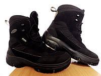 Ботинки Lowa (с мехом) Gore-Tex 100% Оригинал р-р 39 (24,9 см) (сток, б/у) женские трекинговые термо зимние