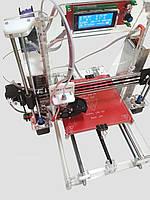 3D принтер Prusa i3 2.0 (улучшенный, прозрачный акрил)