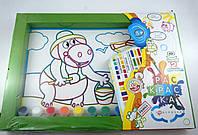Набор для творчества Раскраски с подсказкой 2 (товар при заказе от 200 грн)