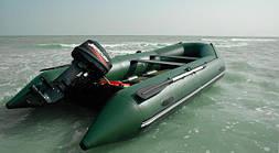 Лодки ПВХ: отличие от резиновых. В чем разница?