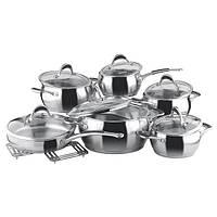 Набор кухонной посуды Vinzer Harmony, 14 предметов, 89037