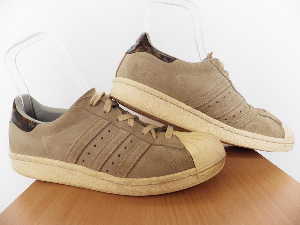 Кроссовки Adidas Superstar 80s 100% ОРИГИНАЛ р-р 40.5 (25,5см) (Б/У, СТОК) original