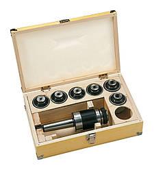 Комплект быстросменных патронов для нарезания резьбы MK 3/M3 - M12 Bernardo