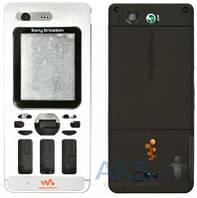 Корпус Sony Ericsson W880 Silver