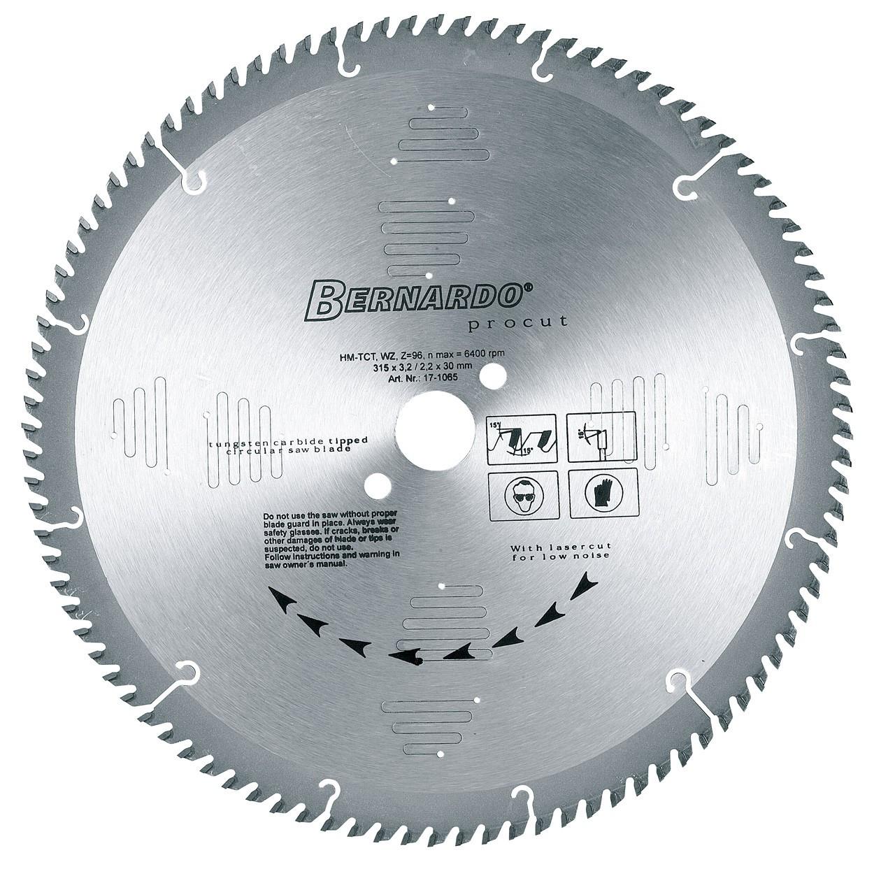 Карбідна кругла пила для пробивання WZ - 400 x Z60
