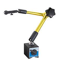 Универсальная магнитная измерительная стойка с гидравлическим зажимом