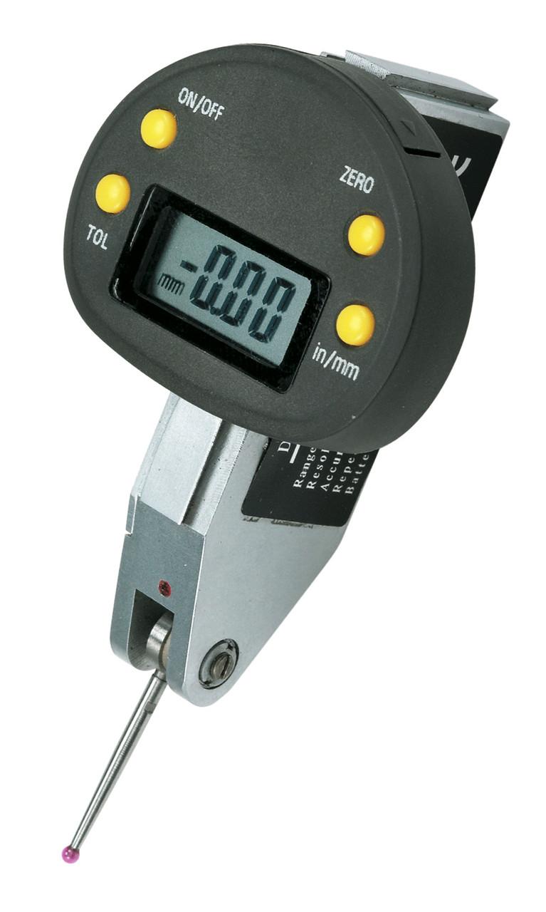 Цифровой рычажный датчик 0 - 0,5 x 0,01 мм
