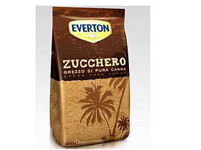 Сахар тростниковый Everton 1000g