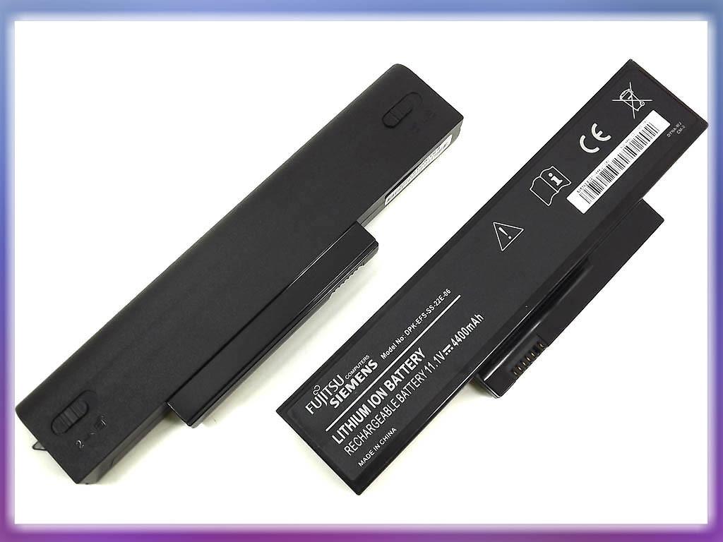 Батарея Fujitsu (SA-XXF-06, FOX-EFS-SA-22F-06) Esprimo Mobile V6555 (1