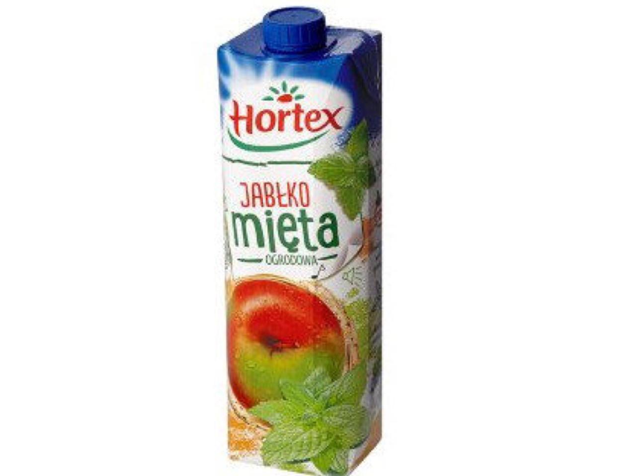 Сок Hortex Jablko mieta 1L