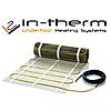 Теплый пол 3.2м.кв + терморегулятор In-Therm (Чехия)