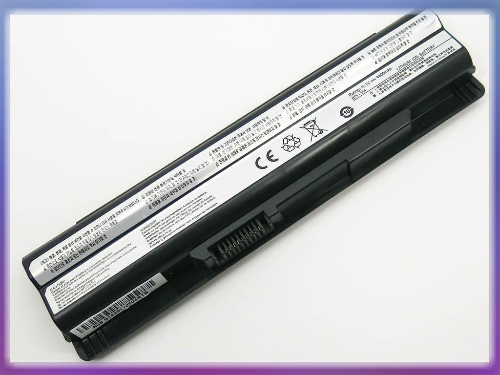 Аккумулятор MSI BTY-S14 FX610 (11.1V 4400mAh Black)