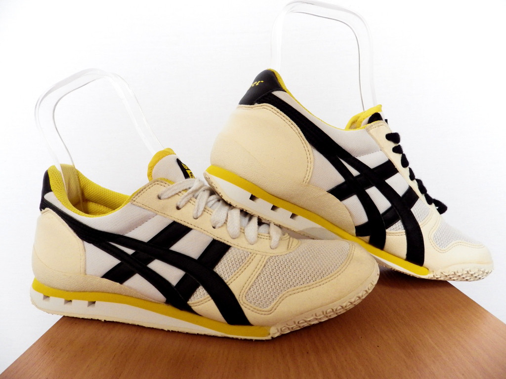 Кроссовки Asics Onitsuka Tiger Ultimate 81 100% ОРИГИНАЛ р-р 38 (24см) (Б/У, СТОК) original