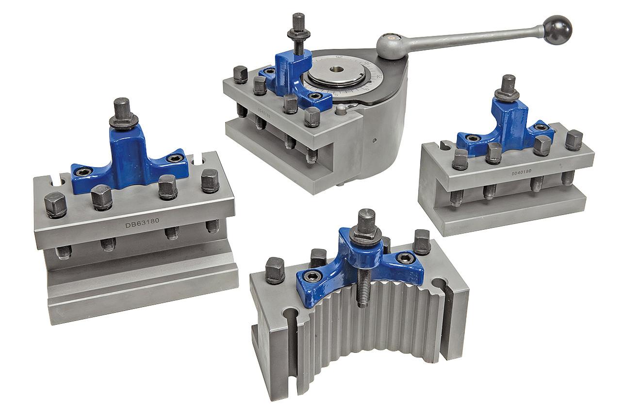 Сменный стальной держатель System Multifix размер D