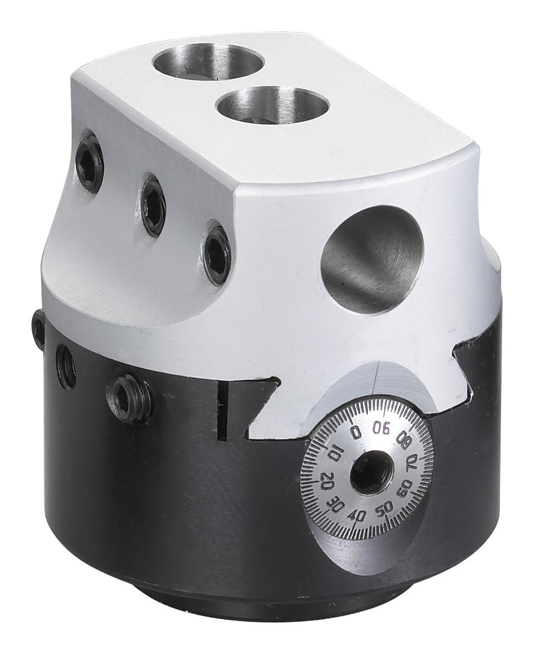 Плановая и сверлильная головка диам. 75 мм