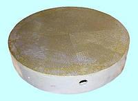 Плита поверочная чугунная круглая 300х80, класс точности 2