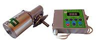 Привод медогонки электрический, напряжение 12 В «Евро»(алюминиевый корпус редуктора), фото 1