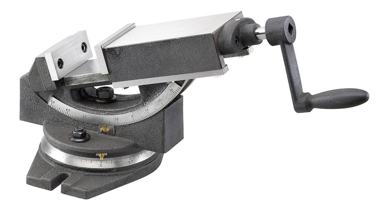 Двухосевые станочные тиски GS 100 Bernardo
