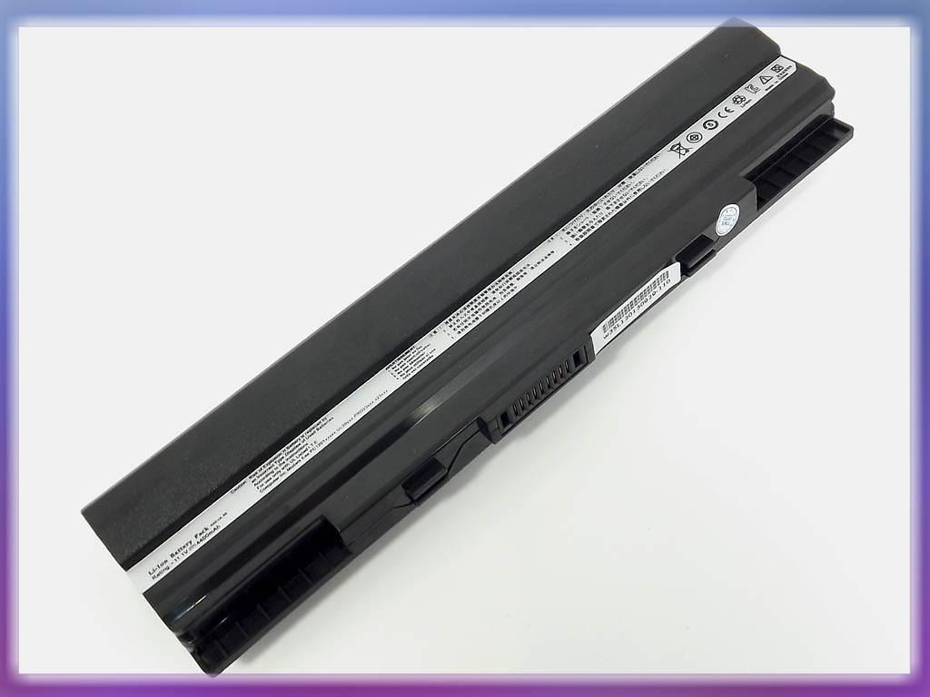Батарея ASUS (A32-UL20) EeePC 1201 (10.8V 4400mAh). Black.