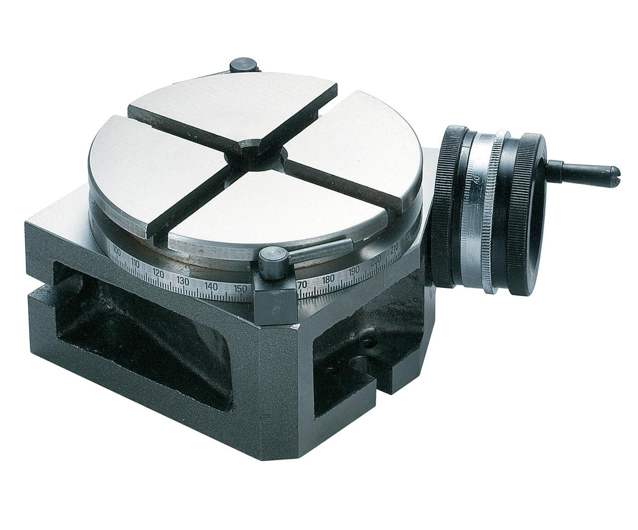 Горизонтальный и вертикальный поворотный стол RT 5