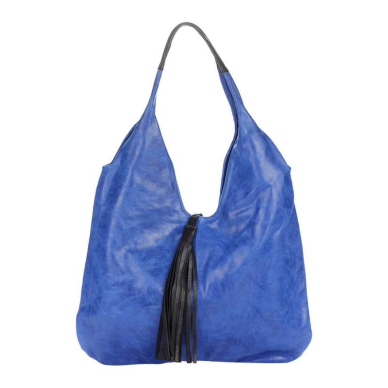 4bba5549c15e Сумка Italian bags 7744_blue кожаная голубая - Мистер Воллет на Prom.ua в  Киеве