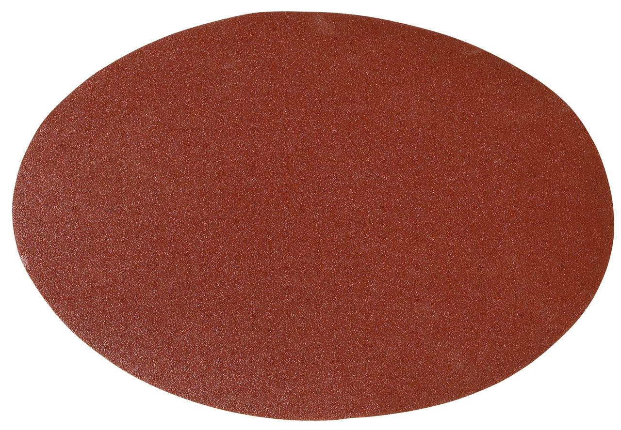 Шлифовальная подушка диам. 150 мм - K120, застежка-липучка