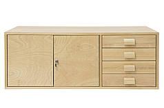Встроенный шкаф с магазином EB 2 для WB 2100 Profi