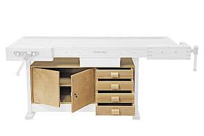 Вбудований шафа з магазином EB 2 для WB 2100 Profi, фото 2